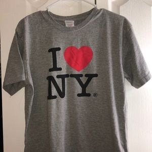 I love New York shirt never worn